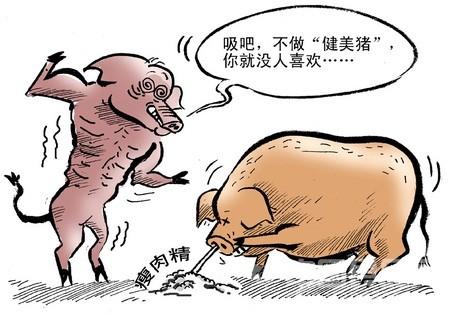 """运动队断肉:刘翔成食品安全的""""代言"""""""