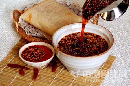 汉中凉皮辣椒油的制作秘方