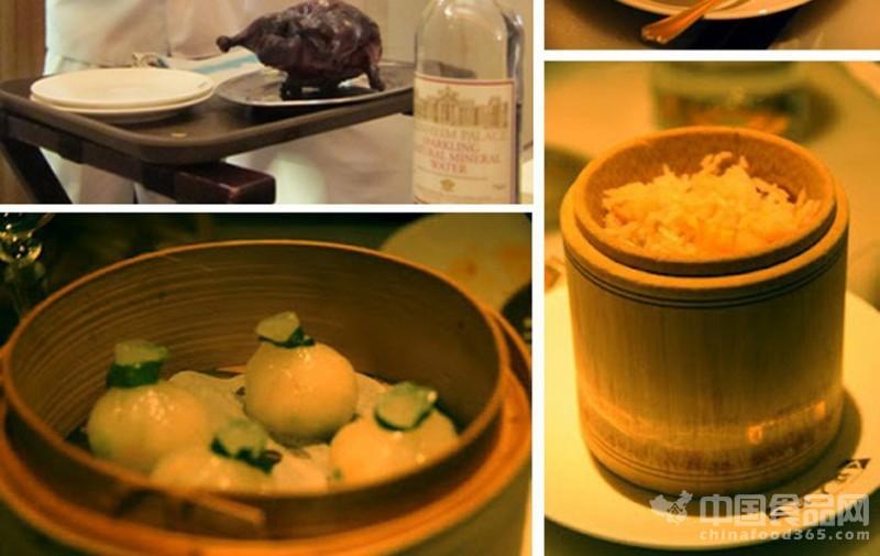 不明国籍奥运官员伦敦中餐馆消费45万天价午饭