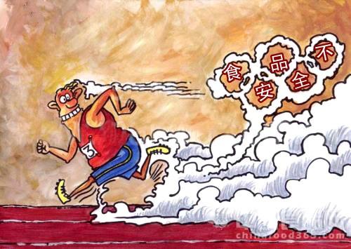 【中国食品安全】爆笑脑筋急转弯之食品奥运会