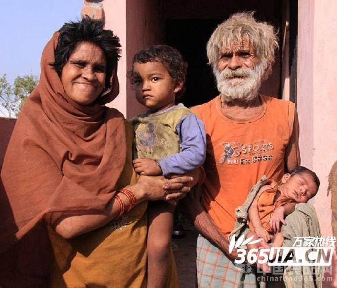 是什么力量让96岁印度老汉与52岁妻子再生一子?