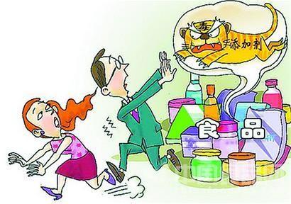 理性看待食品添加剂 拒绝非法添加