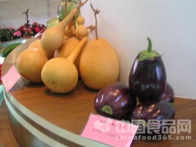 航天育种果蔬