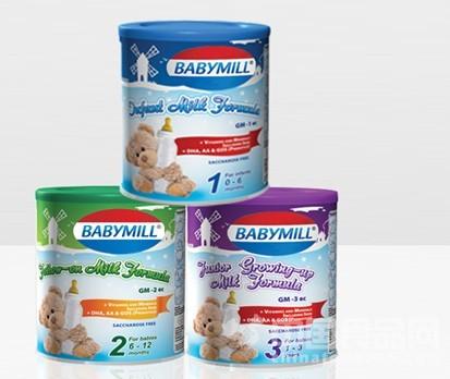 BABYMILL——良种奶牛,优质好奶粉