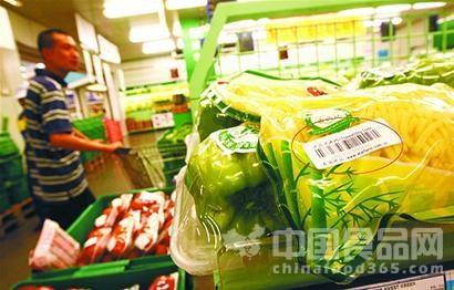广东将建立肉类蔬菜追溯体系