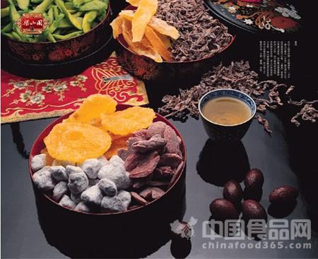 梁山阁:美味茶点 休闲茶食的缔造者
