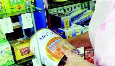 厦门药店卖奶粉须申请 多家药店以进口奶粉为主