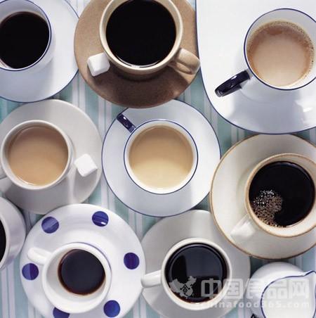 含咖啡因饮料或延缓青少年大脑发育