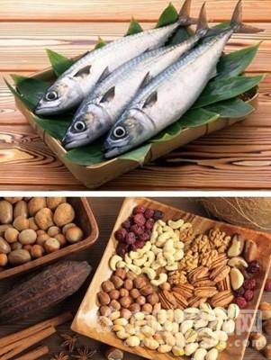 多吃鱼和坚果可提高孩子记忆力