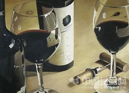 葡萄酒中含抗癌物质——白藜芦醇