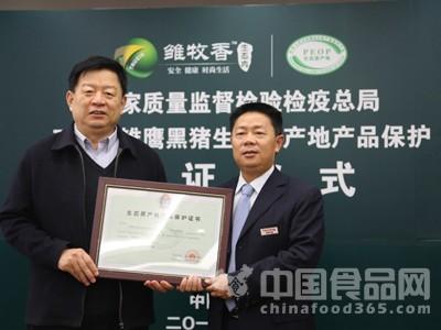 雏鹰农牧将推O2O模式 生态猪获原产地保护认证