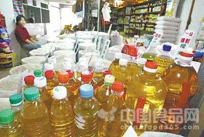 锦绣大地散装食用油流入多家餐馆 食品安全难保障