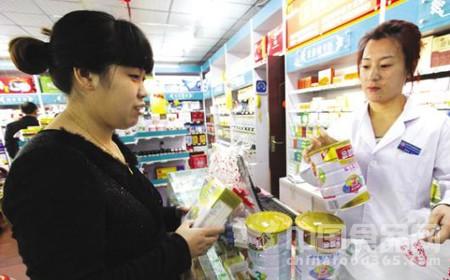 太原药店卖奶粉购销全程可追溯 但问的人多买的人少