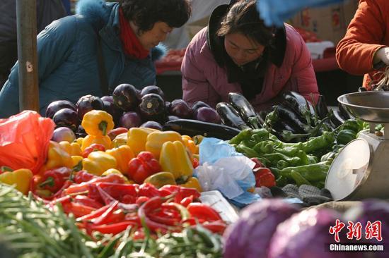 节后菜价走低同比降25% 供应量少肉价上涨近一成